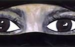 """Captive Glance - 20"""" x 72"""" Acrylic"""