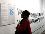 'IS' Opening at Haustudio