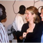 The 'Lost Boys' of Sudan Opening Reception at Haustudio