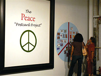 The Peace Postcard Project