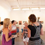 NC Artists - The Self-Portrait Show Exhibit