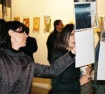 Studio Sweepings Benefit Exhibit